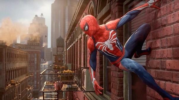 Se está preparando un gigantesco mural de Marvel's Spider-Man para E3 2018 CDD Juegos