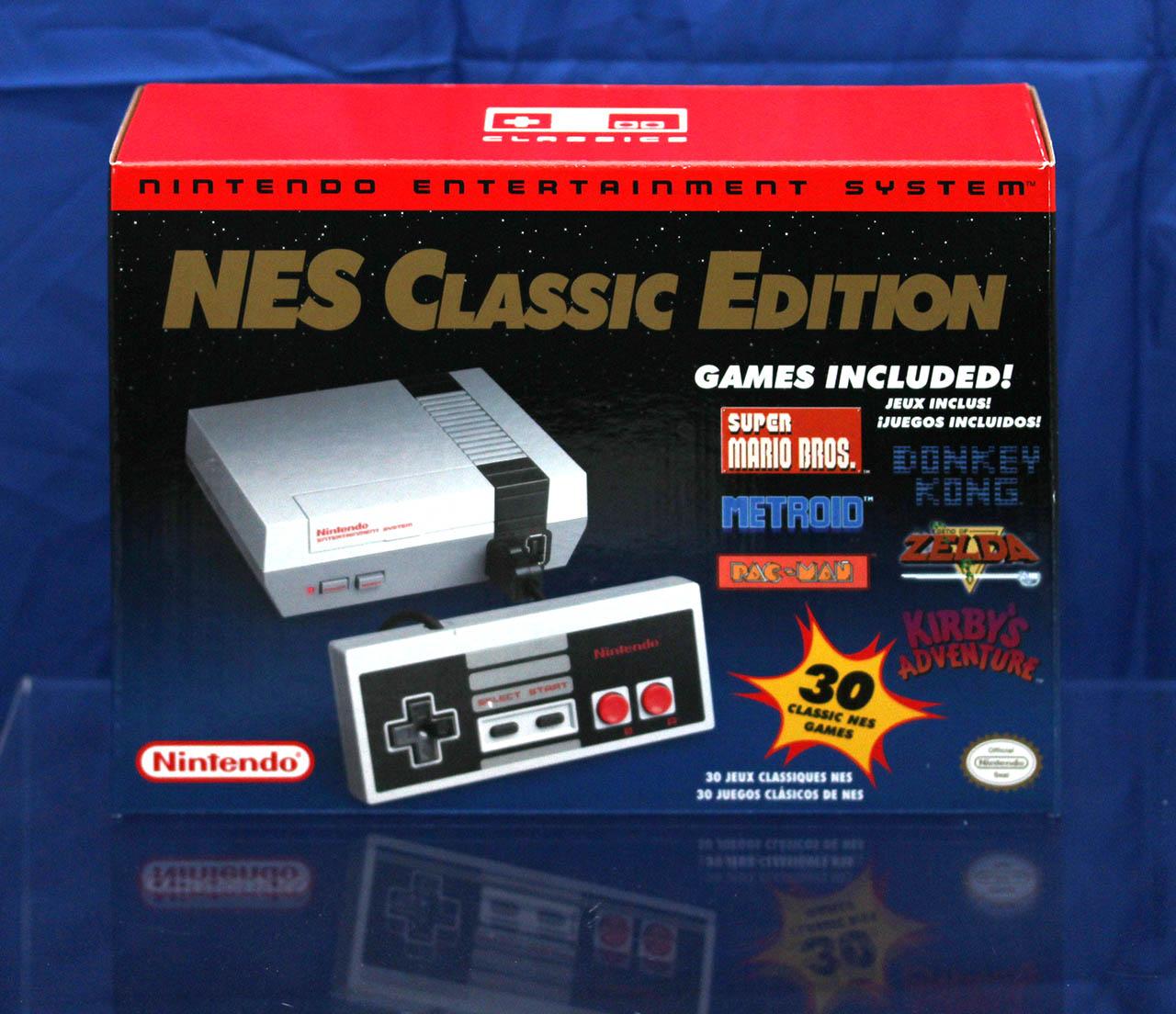 ¿Te quedaste sin un Nintendo Classic Edition? ¡Nintendo confirmó que regresará! CDD Juegos