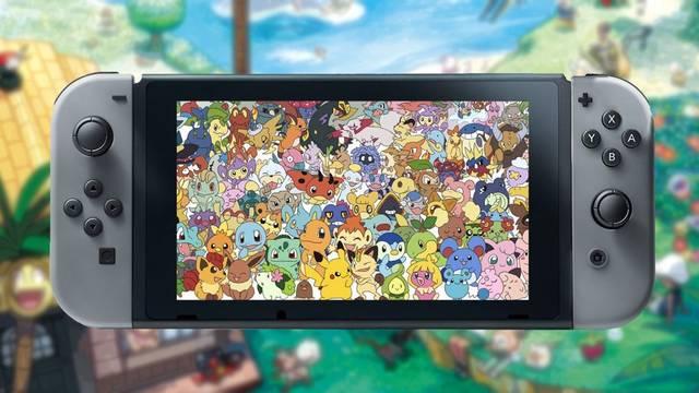 Nuevo rumor afirma que Pokémon para Switch será presentado este mes CDD Juegos