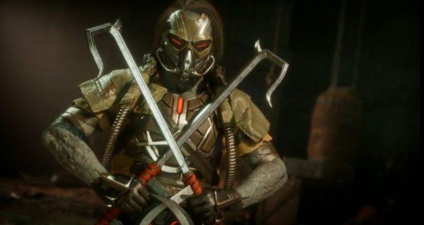 Se mostró a Kabal y D'Vorah en Mortal Kombat 11 CDD Juegos