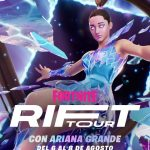 Ariana Grande será parte de Fortnite